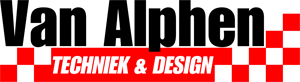 Van Alphen techniek & design website