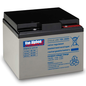 Ook accu's voor uw elektrische mestschuif, en vele andere onderdelen.
